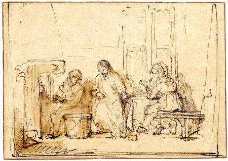 rembrandt-marymartha